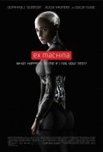 Ex Machina (2015) afişi