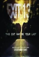 Exit 13 (2014) afişi