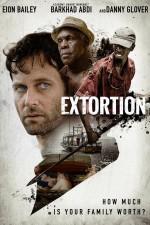 Extortion (2017) afişi
