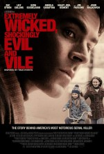 Extremely Wicked, Shockingly Evil and Vile (2019) afişi