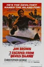 Şeytan Adasından Kaçış (1973) afişi