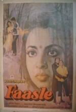 Faasle (1985) afişi