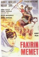 Fakirim Mehmet (1966) afişi