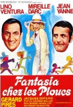 Fantasia Among the Squares (1971) afişi