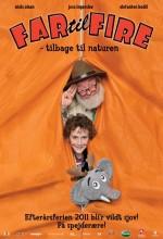 Far Til Fire - Tilbage Til Naturen (2011) afişi