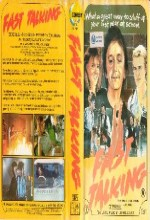 Fast Talking (1984) afişi