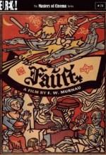 Faust Bir Alman Halk Hikayesi (1926) afişi