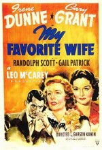Favorim Karım (1940) afişi
