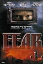 Fear (honor Betrayed) (1988) afişi