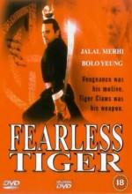 Fearless Tiger (1994) afişi
