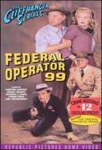 Federal Operator 99 (1945) afişi