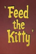 Feed The Kitty (1952) afişi