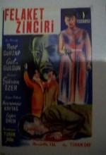 Felaket Zinciri (1956) afişi