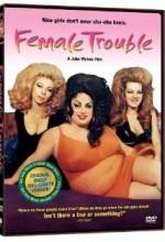Female Trouble (1974) afişi