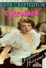 Female (1933) afişi