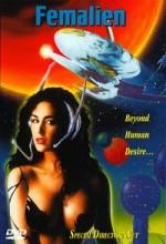 Femalien (1996) afişi