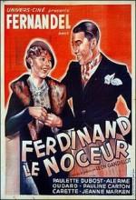 Ferdinand The Reveler (1935) afişi