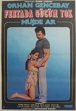 Feryada Gücüm Yok (1981) afişi