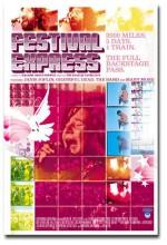 Festival Express (2003) afişi