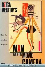 Kameralı Adam (1929) afişi