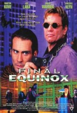 Final Equinox (1995) afişi