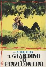 Finzi Contini'lerin Bahçesi (1970) afişi