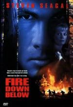 Fire Down Below (1997) afişi