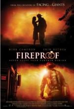 Fireproof (2008) afişi