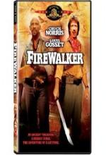Firewalker (1986) afişi