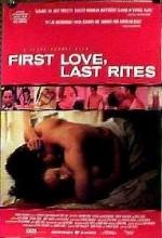 First Love, Last Rites (1997) afişi