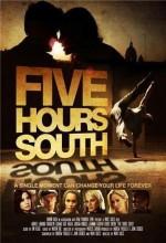 Five Hours South (2012) afişi