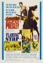 Flaming Star (1960) afişi