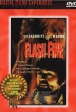 Flash Fire (1982) afişi