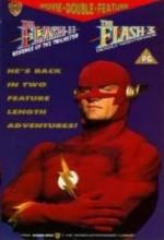 Flash ııı: Deadly Nightshade (1992) afişi