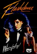 Flashdance (1983) afişi