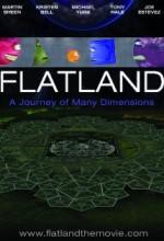 Flatland: The Movie (2007) afişi
