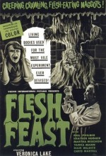 Flesh Feast (1970) afişi