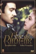 Flor De Durazno (1945) afişi