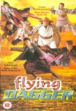 Flying Dagger (1993) afişi
