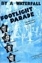 Footlight Parade (1933) afişi