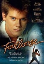 Footloose (1984) afişi