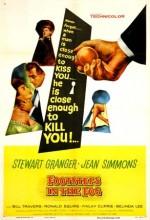 Cinayet İzleri (1955) afişi