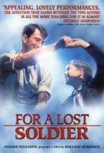 For A Lost Soldier (1992) afişi