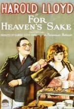 For Heaven's Sake (1926) afişi