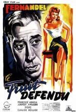 Forbidden Fruit (1952) afişi