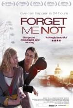 Forget Me Not (2010) afişi