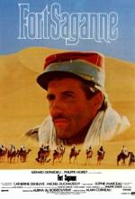 Fort Saganne (1984) afişi