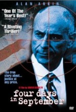 Four Days In September (1997) afişi