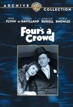 Four's A Crowd (1938) afişi