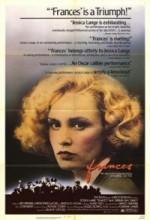 Frances (1982) afişi